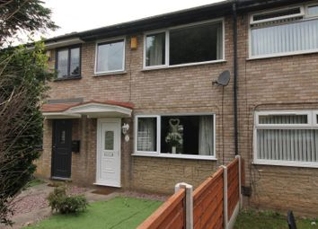 Thumbnail 3 bed terraced house for sale in Howden Close, Stockport, Greater Manchester