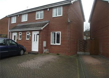 3 bed semi-detached house to rent in Brownfield Road, Shard End, Birmingham B34