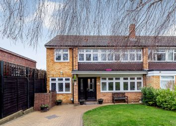 Thumbnail 4 bed end terrace house for sale in High Wood Road, Hoddesdon