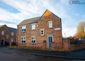 Thumbnail 3 bed semi-detached house for sale in Wyedale Way, Newcastle Upon Tyne, Tyne And Wear
