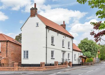 Thumbnail 5 bed detached house to rent in Main Street, Upton, Newark