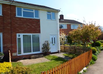 Thumbnail 3 bed end terrace house to rent in Roughmoor Crescent, Taunton