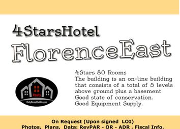 Thumbnail Hotel/guest house for sale in Id103, Florence City, Florence, Tuscany, Italy
