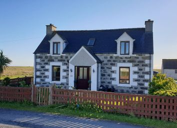 Thumbnail 4 bed detached house for sale in Isle Of South Uist, Western Isles