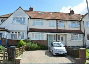 Thumbnail 4 bed terraced house for sale in Hartfield Road, Chessington