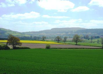 Thumbnail Land for sale in Little Brampton, Clunbury, Craven Arms