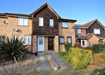 Thumbnail 3 bed terraced house for sale in Stockholm Way, Dereham