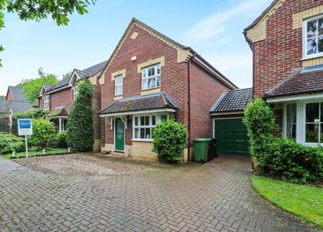 Thumbnail 3 bed link-detached house for sale in Thyme Close, Attleborough
