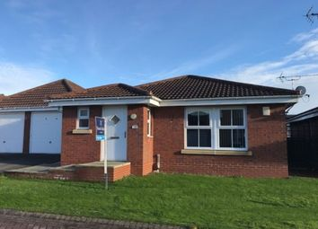 Thumbnail 3 bed bungalow for sale in Waterdale Close, Bridlington