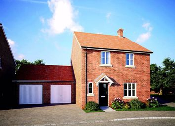 Thumbnail 4 bed detached house for sale in Plot 68 Westbere Edge, Canterbury, Kent