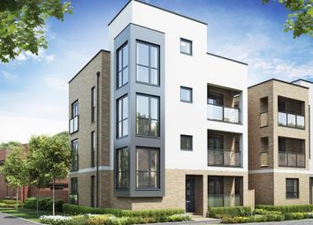 "2 bed flat for sale in ""Castle House"" at Cherry Orchard, Castle Hill, Ebbsfleet Valley, Swanscombe DA10"