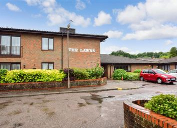 Thumbnail 1 bed flat for sale in Uplands Road, Warley, Brentwood, Essex