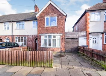 3 bed town house for sale in Cranfield Road, Aylestone, Leicester LE2
