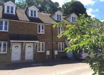 Thumbnail 3 bed terraced house to rent in Bridgeside Mews, Tovil, Maidstone