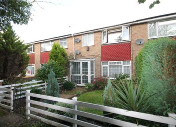 Thumbnail 3 bed terraced house for sale in Chilsey Green Road, Chertsey, Surrey