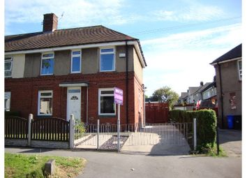 Thumbnail 3 bedroom semi-detached house for sale in Gregg House Crescent, Sheffield