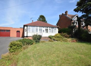 Thumbnail 3 bed bungalow for sale in Kedleston Road, Allestree, Derby