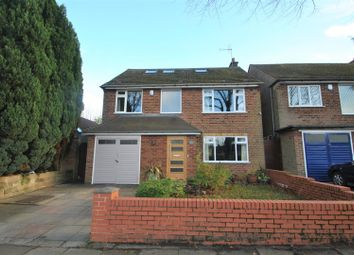 Thumbnail 5 bed detached house for sale in Stanley Road, Kings Heath, Birmingham