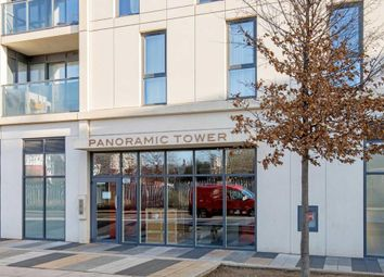 Thumbnail 1 bed flat for sale in Panoramic Tower, Hay Currie Street, London