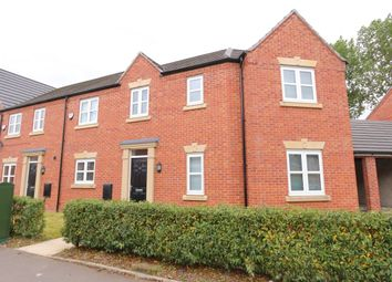 Thumbnail 3 bed semi-detached house for sale in Furnace Street, Hyde