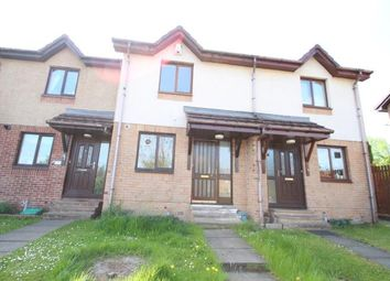 Thumbnail 2 bed terraced house for sale in Castleview Drive, Paisley, Renfrewshire