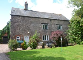 Thumbnail 3 bed detached house for sale in Whitchurch, Ross-On-Wye
