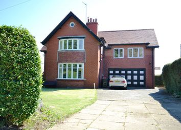 Thumbnail 4 bed detached house for sale in Southcliffe Drive, Primrose Valley, Filey