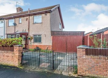 Thumbnail 3 bed semi-detached house for sale in Beach Road, Litherland, Liverpool, Merseyside