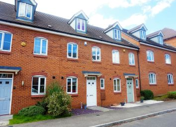Thumbnail 3 bed terraced house for sale in Burberry Avenue, Nottingham
