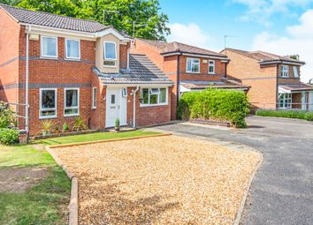 Thumbnail 3 bed detached house for sale in Lime Close, Marham, King's Lynn