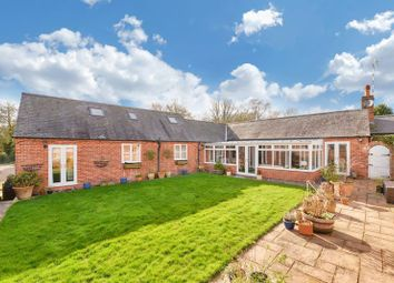 Thumbnail 4 bed barn conversion for sale in Church Street, Seagrave, Loughborough