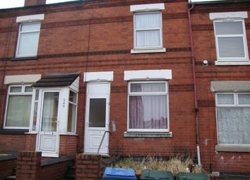 Thumbnail 3 bedroom terraced house to rent in Swan Lane, Stoke