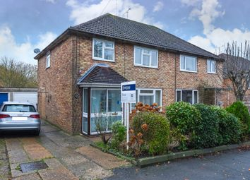 Thumbnail 3 bed semi-detached house to rent in Chanctonbury Road, Burgess Hill