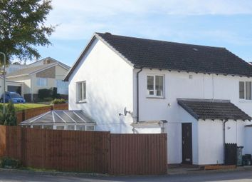 Thumbnail 2 bed semi-detached house to rent in Ashmill Court, Newton Abbot