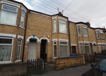 Thumbnail 3 bed terraced house to rent in Chaucer Street, Hull