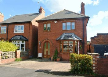 Thumbnail 3 bed detached house for sale in Balmoral Drive, Mansfield