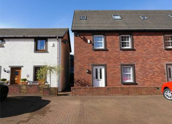 Thumbnail 3 bed semi-detached house for sale in Woodstock Lane, Whitehaven, Cumbria