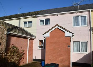 Thumbnail 1 bedroom terraced house for sale in Martins Lane, Tiverton