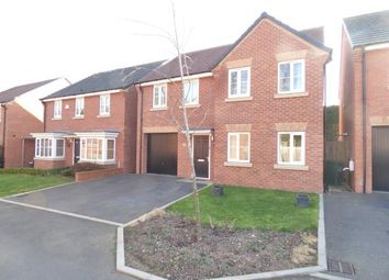 Thumbnail 4 bed detached house for sale in The Laurels, Rowley Park, Stafford, Staffordshire