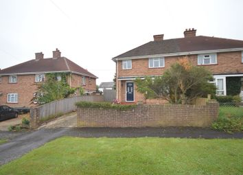 Thumbnail 3 bed semi-detached house to rent in Fairlea Road, Lymington