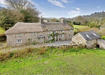 Thumbnail 4 bed detached house for sale in Poundsgate, Dartmoor