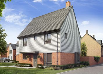 "Thumbnail 3 bed detached house for sale in ""Chilston"" at Repton Avenue, Ashford"