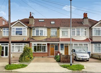 Thumbnail 5 bed terraced house for sale in Largewood Avenue, Surbiton, Surrey