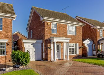 Thumbnail 3 bed detached house for sale in Kings Road, Basildon