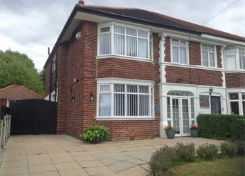 Thumbnail 4 bed semi-detached house for sale in Glenavon Road, Prenton, Merseyside