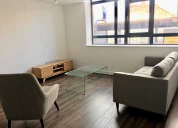 Thumbnail 1 bed flat to rent in Cotton Lofts, Fabrick Square, 1 Lomabrd Street, Digbeth, Birmingham