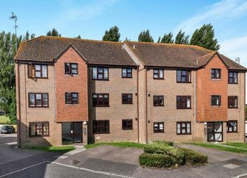 Thumbnail 1 bed flat for sale in Abridge, Romford, Essex