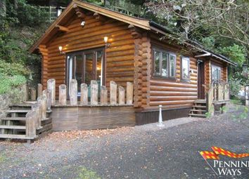 Thumbnail 1 bed lodge for sale in River View Log Cabin, Melkridge