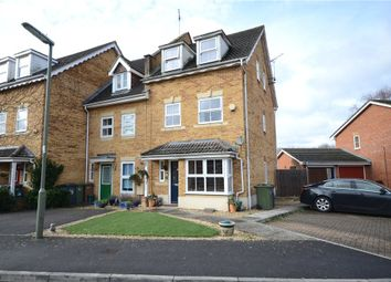 Thumbnail 4 bed end terrace house for sale in Wellington Place, Ash Vale, Surrey