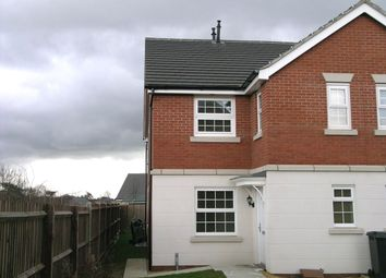 Thumbnail 2 bed property to rent in Richard Walker Close, Bury St. Edmunds